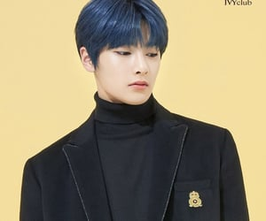 korean, ivyclub, and jeongin image