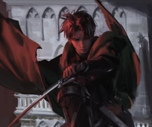 anime, gorgeous, and attack on titan image