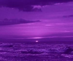beach, hipster, and purple image
