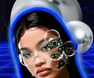 aesthetic, future, and futurism image