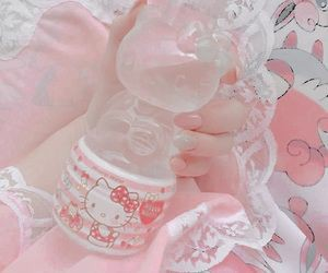 HelloKitty, soft, and pink image