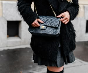 black, style, and winter image