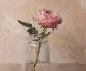 art, aesthetic, and rose image