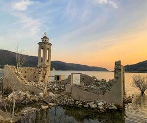abandoned, village, and limassol image