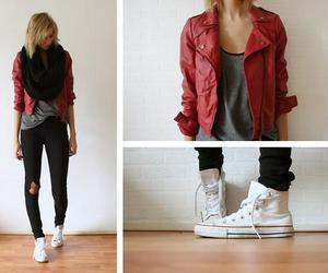 outfit, spring, and outumn image
