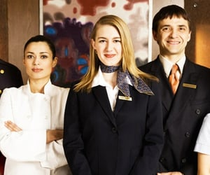career, hotel, and hotelmanagement image