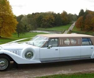 wedding cars manchester image