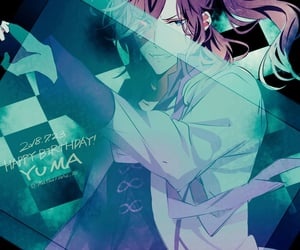 diabolik lovers, anime, and handsome image
