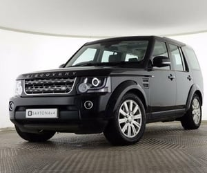 black, cars, and land rover image