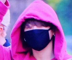 icon, jungkook, and pink image