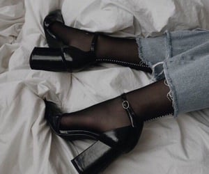 brand, shoes, and black image