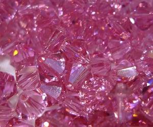 diamonds, pink, and beautifu image