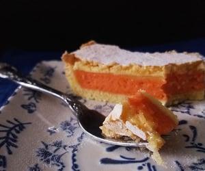 blood orange, curd, and dessert image