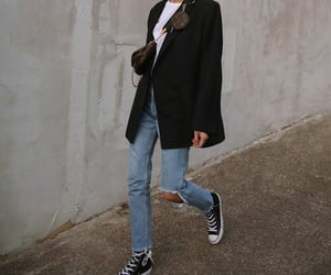 all star, blogger, and converse image