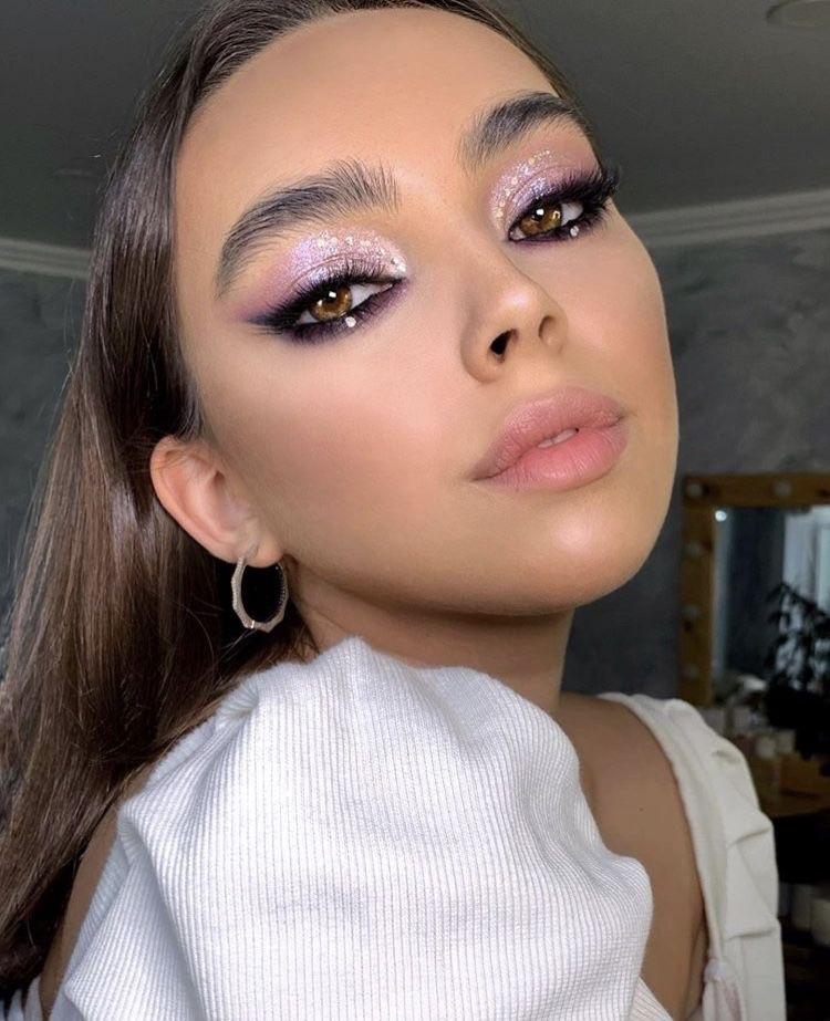 beautiful, brunette, and eyes image