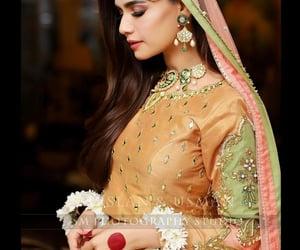 beautiful, bridal, and mehndi image