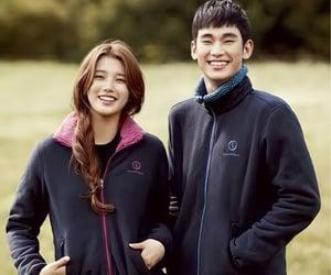 suzy, kim soohyun, and 수지 image