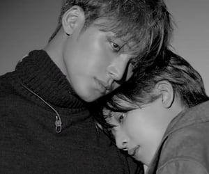 Seventeen, jeonghan, and mingyu image