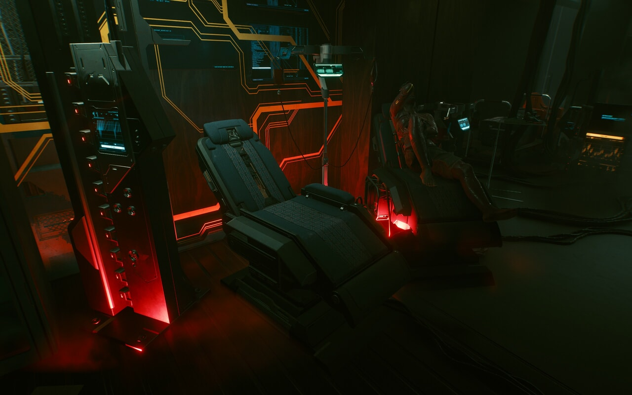 atmosphere, futuristic, and cyberpunk image