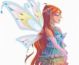 bloom, cartoon, and fairy image