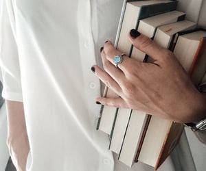 books, aesthetic, and reading image