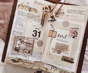 libreta, bullet journal, and decoracion image