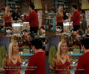phoebe buffay, joey tribbiani, and funny quotes image
