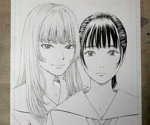 draw, manga, and handsome image
