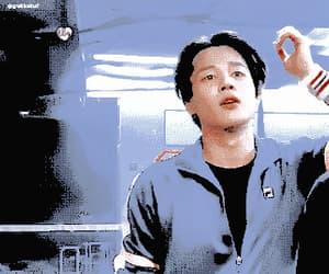 gif, bangtan boys, and jungkook image