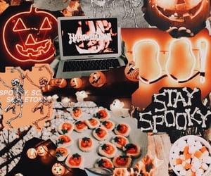 Halloween, season, and spooky image
