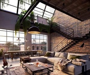 interior decoration, lifestyle, and living room image