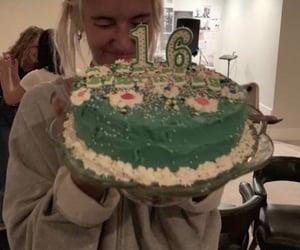 birthday and cake image