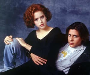 80's, Judd Nelson, and Molly Ringwald image