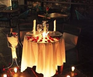 candles, couple, and inspiration image