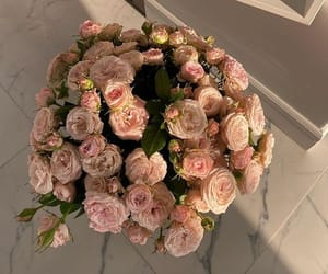 bouquet, roses, and love image