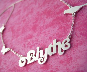 blythe and necklace image