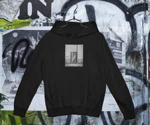 etsy, streetwear fashion, and graphic print hoodie image