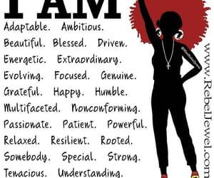 i AM, i am who i am, and self love image
