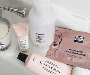 fashion, pink, and lip balm image