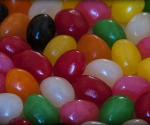 jelly beans, candy, and easter image