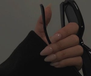 aesthetic, elegant, and nails image