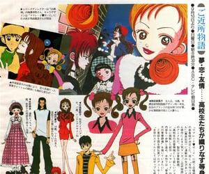 animanga, anime, and magazine image