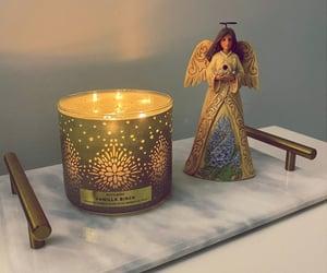 angel, decor, and goodnight image