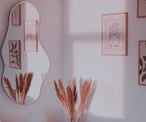 mirror, interior, and aesthetic image
