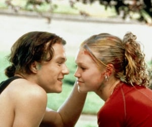 10 things i hate about you, 90s, and heath ledger image