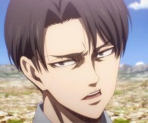 anime, armin, and mikasa image