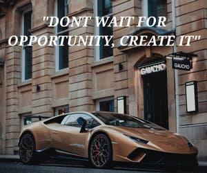 Lamborghini, success, and money. image