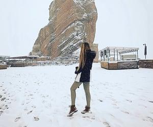 colorado, hiking, and ski image