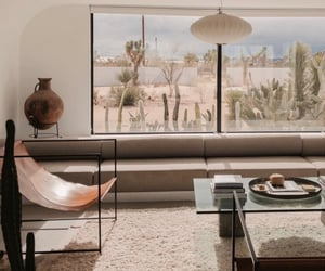 california, casa, and desert image