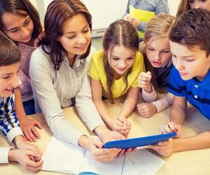 education, teacher, and school image